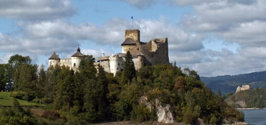 Niedzica_Castle