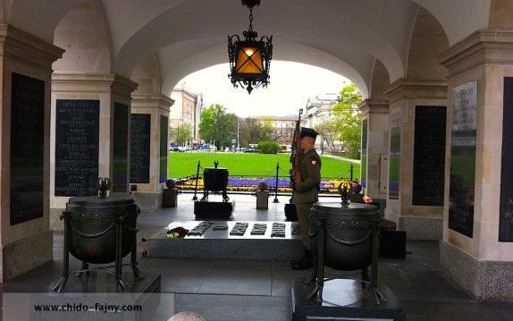 Monument Warsaw
