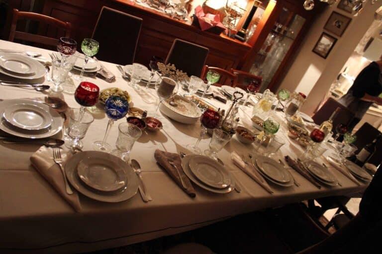 cena navidad polonia