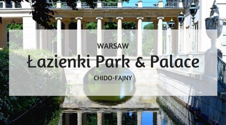 lazienki-park-palace-background