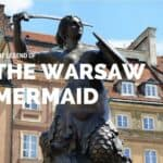 WARSAW MERMAID POST BACKGROUND