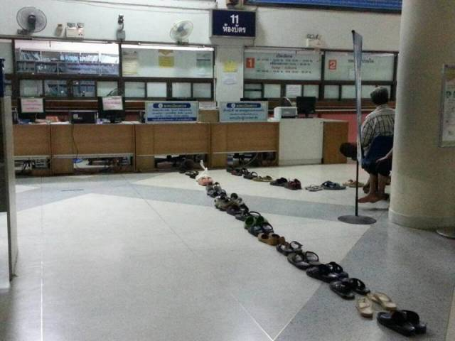 shoe race andrzejki