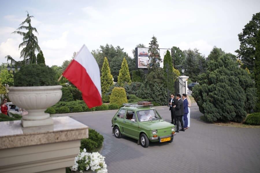 Maluch Polish Flag