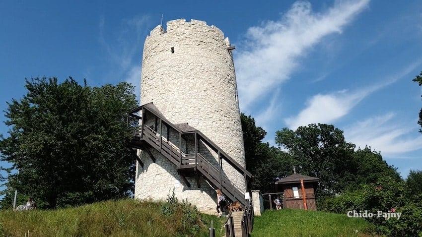 tower-castle-kazimierz